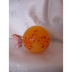 Malovaná koule