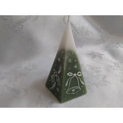 Vánoční svíčka jehlánek,...