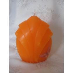 Pupen oranžový