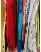 Látkové tašky z bavlny s delším uchem. Na nákupy. Vźdy mějte po ruce ve Vaší kabelce.